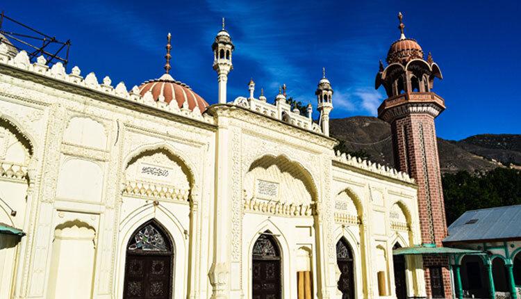 Shahi Masjid, Chitral