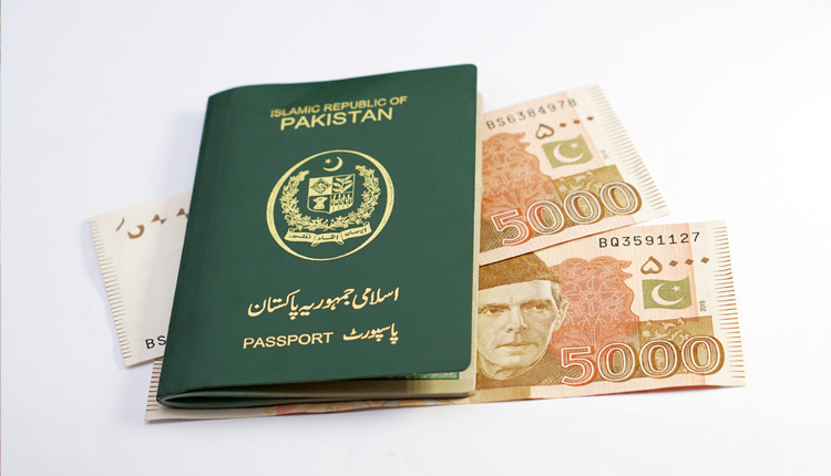 passport application charges